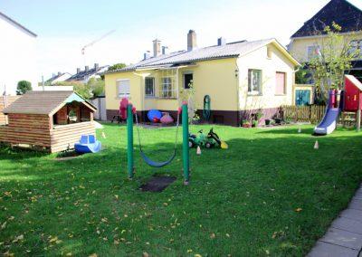 Zwergenburg - Niederhöchstadt Garten