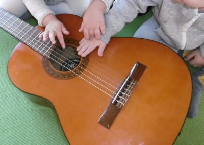 Zwergenburg - Erlebnishaus Musikkurs