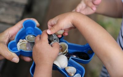 Eschborn Süd – Spielen mit Muscheln